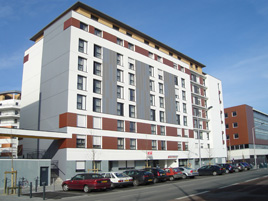 R sidence h teli re angers atrium h tel angers for Appart hotel angers